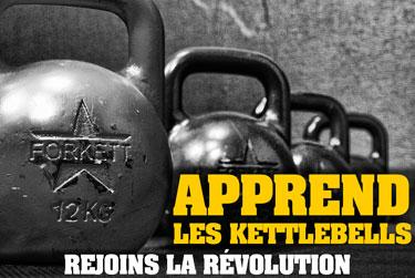 DVD Kettlebells Fondations